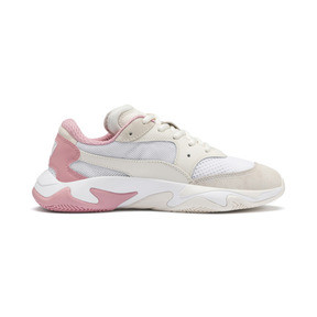 Thumbnail 6 of Storm Origin Trainers, Pastel Parchment-Puma White, medium