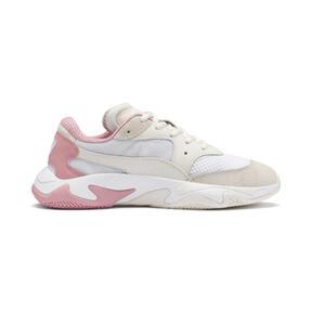 Thumbnail 6 of Storm Origin Sneakers, Pastel Parchment-Puma White, medium