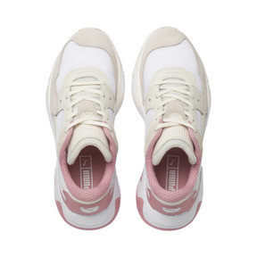 Thumbnail 7 of Storm Origin Trainers, Pastel Parchment-Puma White, medium