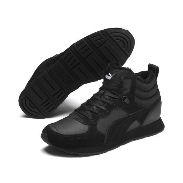 Buty za kostke Vista do biegania zima | Puma Black Puma