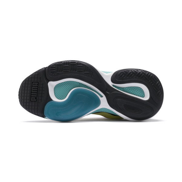 Zapatos deportivos Alteration Kurve, Puma Black-Limelight, grande