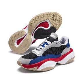 Thumbnail 2 of Alteration Kurve Sneaker, High Rise-Puma Black, medium