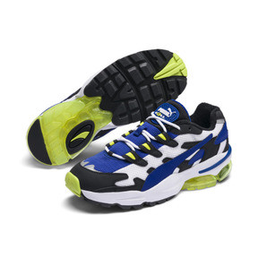 Thumbnail 3 van CELL Alien OG sportschoenen, Puma Black-Surf The Web, medium