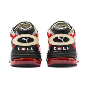 Anteprima 4 di CELL Alien Kotto Trainers, High Risk Red-Puma Black, medio