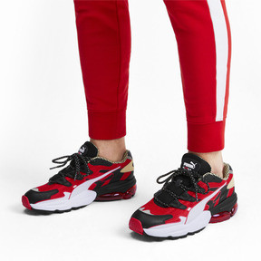 Anteprima 2 di CELL Alien Kotto Trainers, High Risk Red-Puma Black, medio