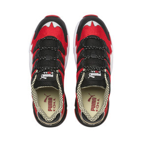 Anteprima 7 di CELL Alien Kotto Trainers, High Risk Red-Puma Black, medio