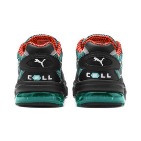 Anteprima 4 di CELL Alien Kotto Trainers, Puma Black-Blue Turquoise, medio