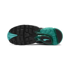 Thumbnail 5 of CELL Alien Kotto Sneakers, Puma Black-Blue Turquoise, medium