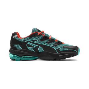 Anteprima 6 di CELL Alien Kotto Trainers, Puma Black-Blue Turquoise, medio