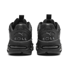 Thumbnail 4 of CELL Endura Rebound Trainers, Puma Black-Puma Black, medium