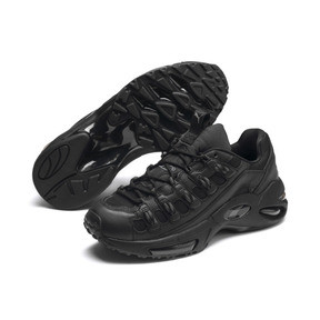 Thumbnail 3 of CELL Endura Rebound Trainers, Puma Black-Puma Black, medium