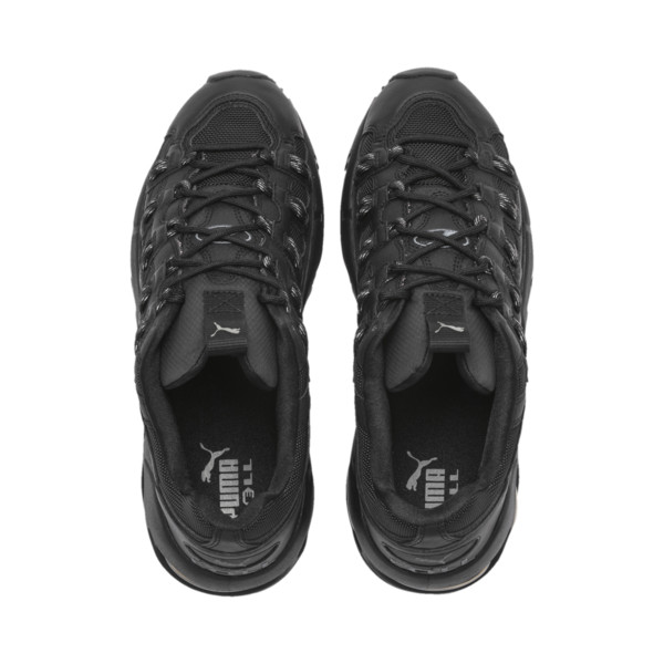 CELL Endura Rebound Trainers, Puma Black-Puma Black, large