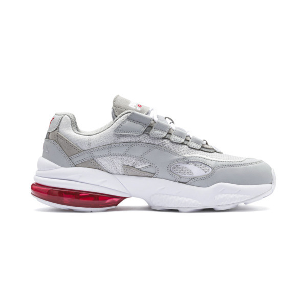 CELL Venom Alert Sneakers, High Rise-Puma White, large