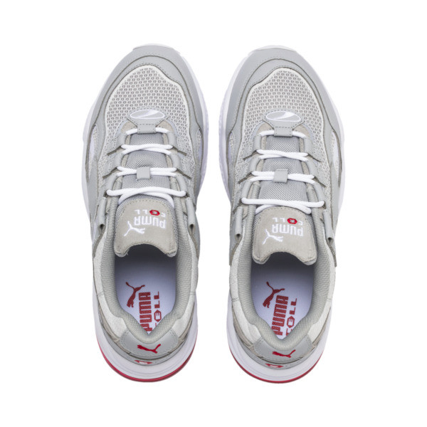 CELL Venom Alert Trainers, High Rise-Puma White, large
