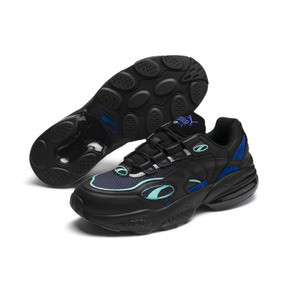 Thumbnail 3 of CELL Venom Alert Sneakers, Puma Black-Galaxy Blue, medium