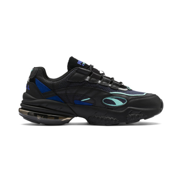 CELL Venom Alert Sneakers, Puma Black-Galaxy Blue, large