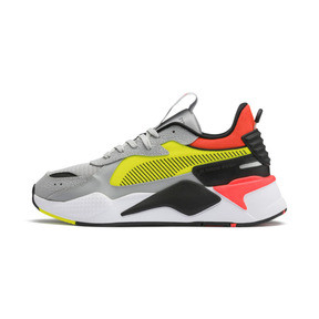 Thumbnail 1 of RS-X Hard Drive Sneakers, High Rise-Yellow Alert, medium