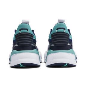 Thumbnail 3 of RS-X Hard Drive Sneakers, Puma White-Galaxy Blue, medium