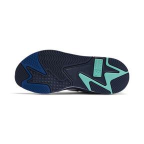 Thumbnail 4 of RS-X Hard Drive Sneakers, Puma White-Galaxy Blue, medium