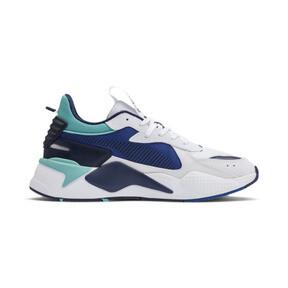 Thumbnail 5 of RS-X Hard Drive Sneakers, Puma White-Galaxy Blue, medium