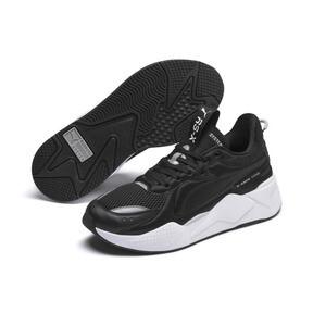 Anteprima 3 di RS-X Softcase Trainers, Puma Black-Puma White, medio