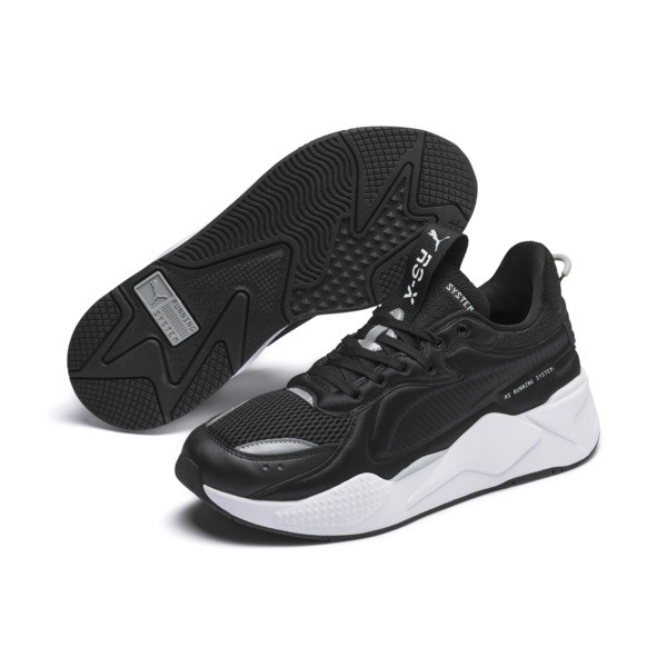 Zapatillas RS-X Softcase, Puma Black-Puma White, grande