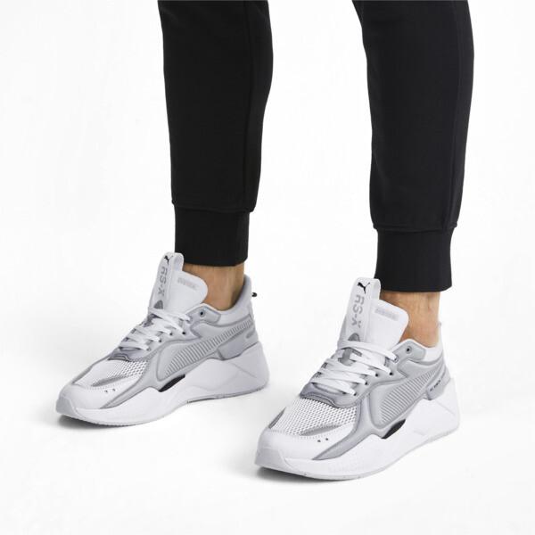 RS-X Softcase sportschoenen, Puma White-High Rise, large