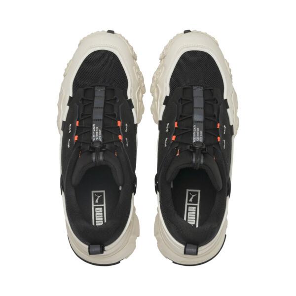 Trailfox Overland Sneakers, Puma Black-Whisper White, large