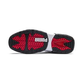 Thumbnail 4 of SOURCE MID スニーカー, Black- White-High Risk Red, medium-JPN