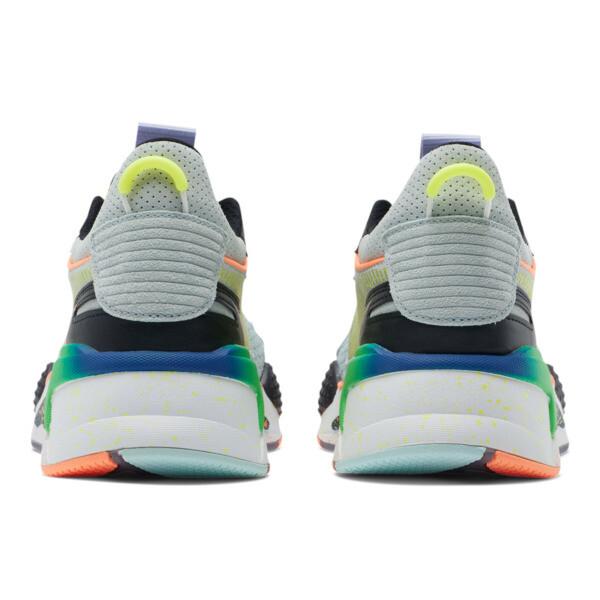 RS-X Fourth Dimension Men's Sneakers, Fair Aqua-Ponderosa Pine, large