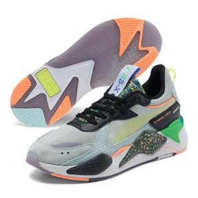 Thumbnail 2 of RS-X Fourth Dimension Men's Sneakers, Fair Aqua-Ponderosa Pine, medium