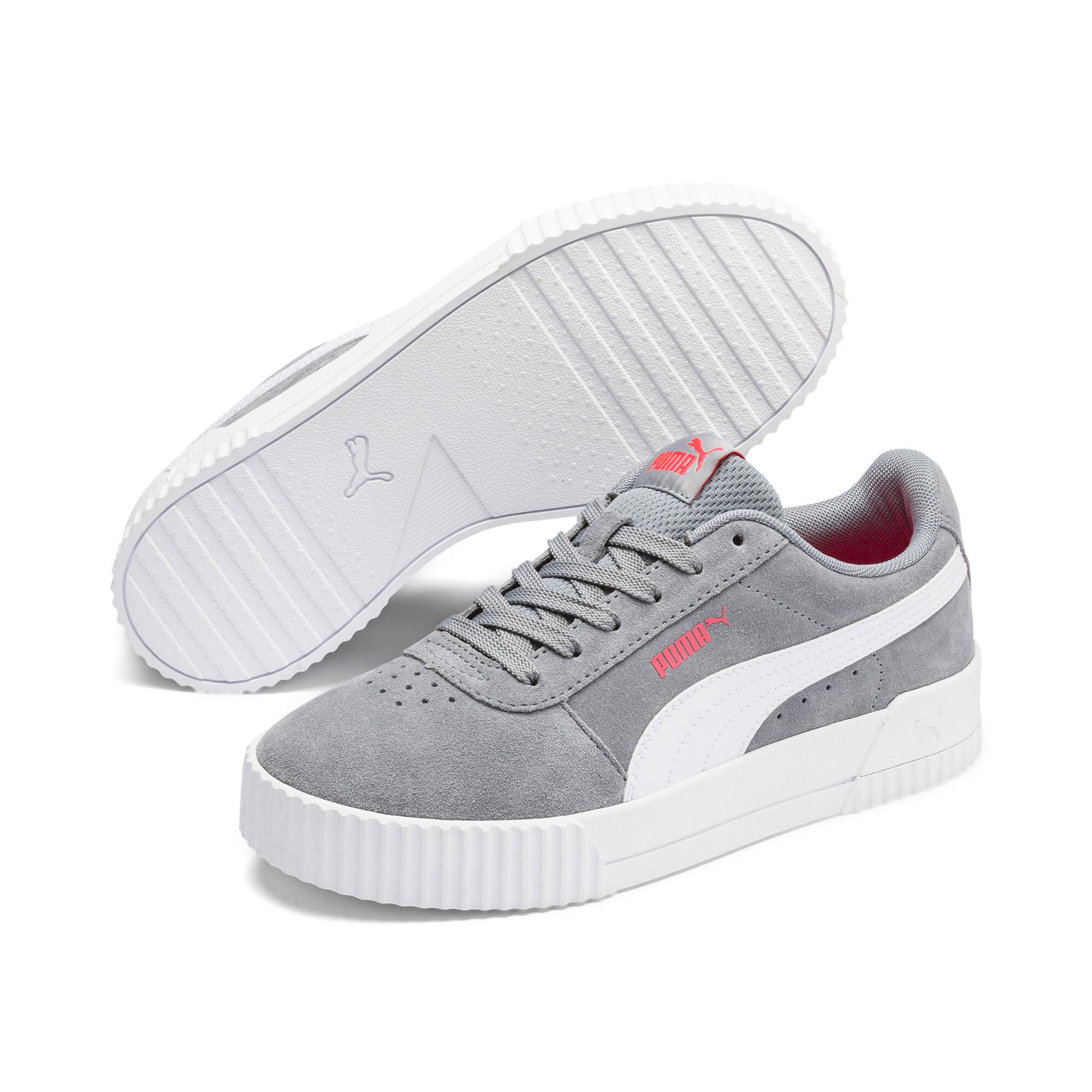 Details about PUMA Carina Women's Sneakers Women Shoe Basics