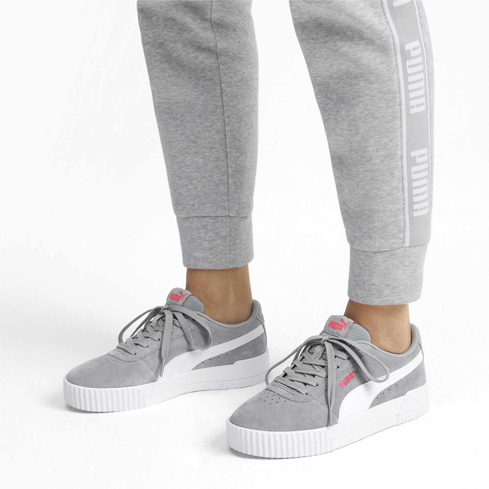 PUMA-Carina-Women-s-Sneakers-Women-Shoe-Basics thumbnail 5