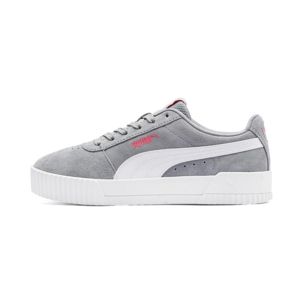 Image PUMA Carina Suede Women's Shoes #1