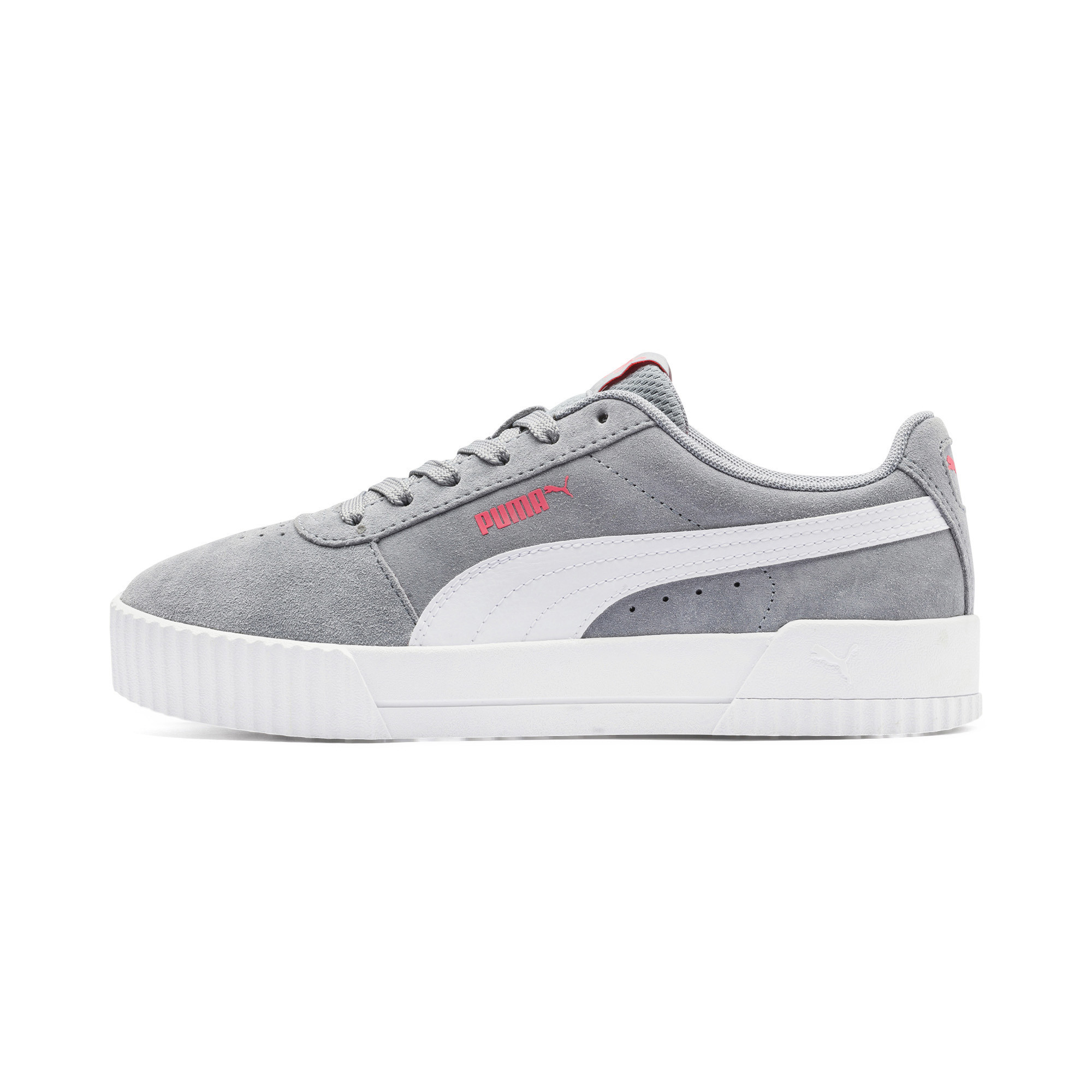 PUMA-Carina-Women-s-Sneakers-Women-Shoe-Basics thumbnail 4