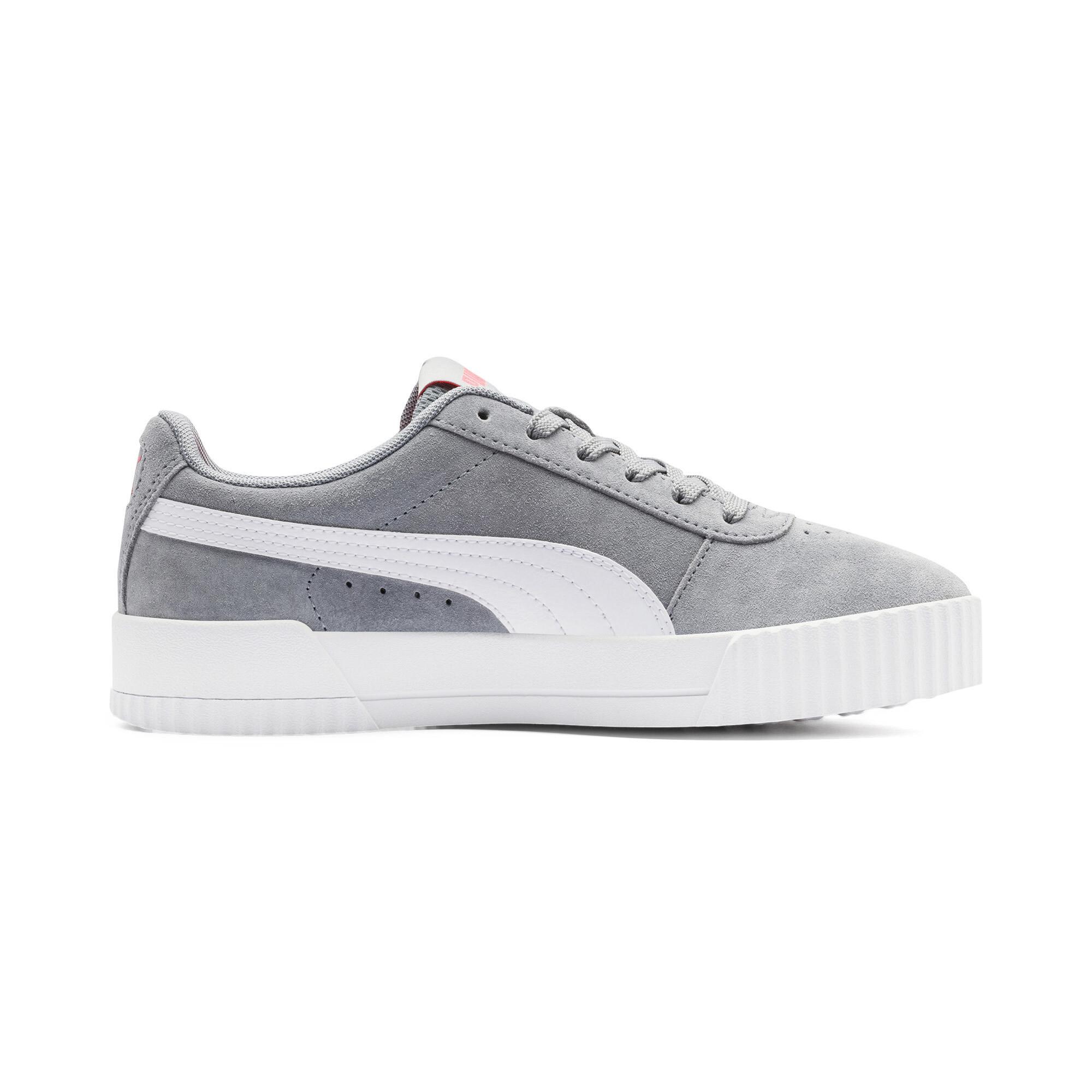 PUMA-Carina-Women-s-Sneakers-Women-Shoe-Basics thumbnail 7
