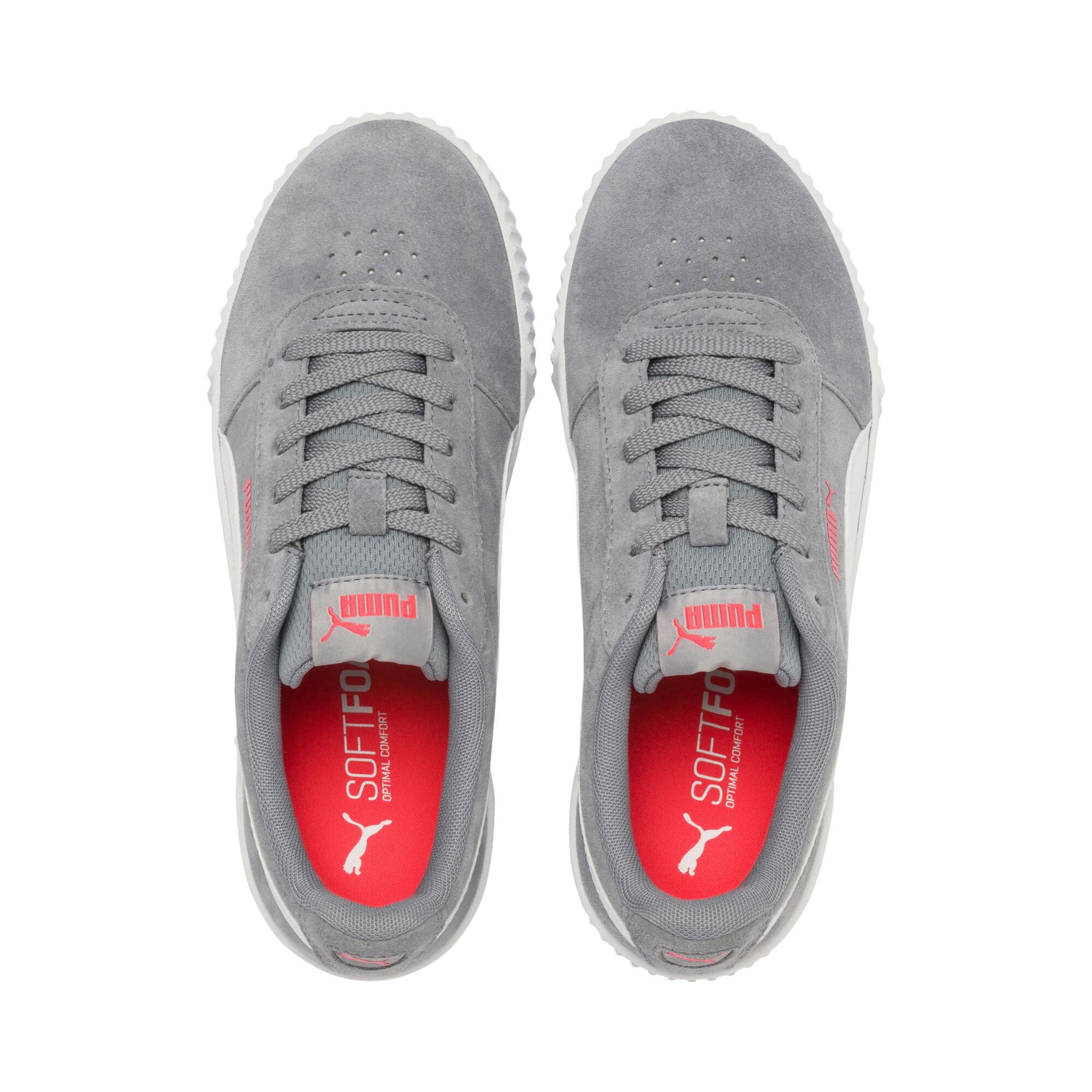 PUMA-Carina-Women-s-Sneakers-Women-Shoe-Basics thumbnail 8