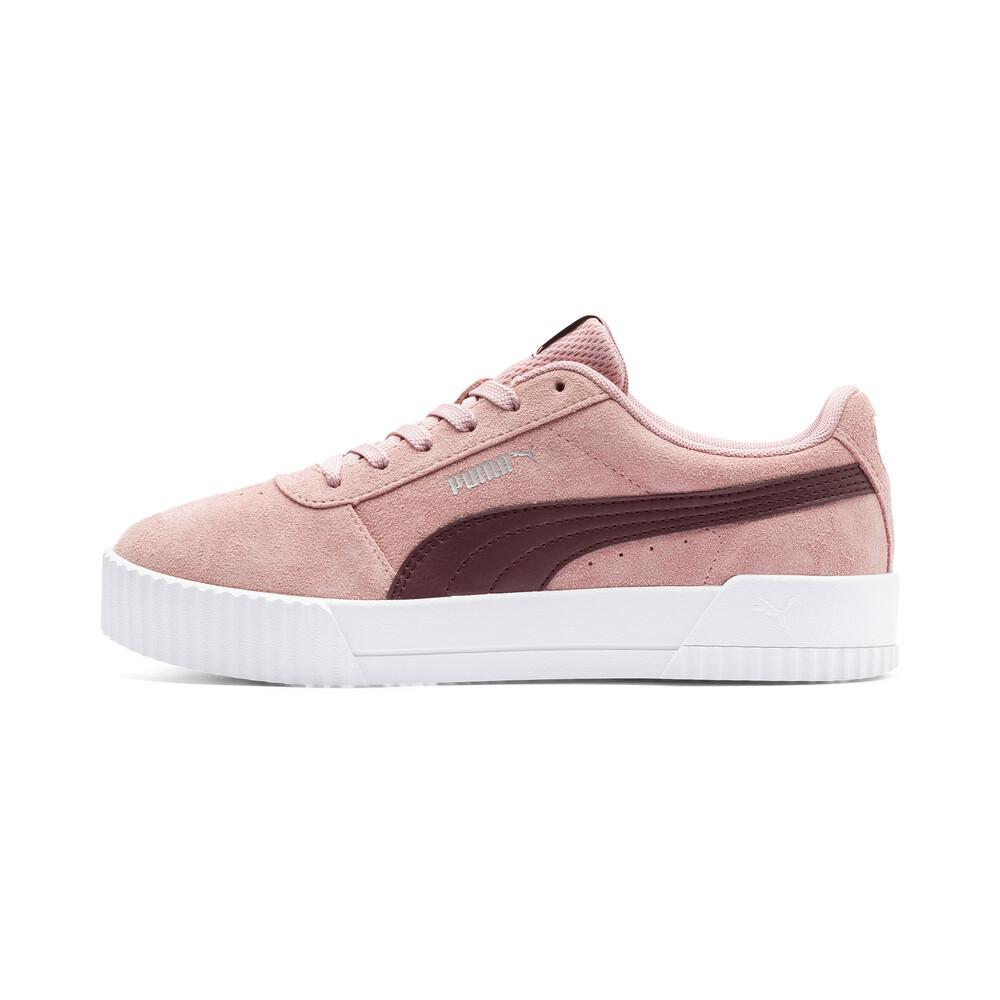 Image PUMA Carina Suede Women's Shoes #1