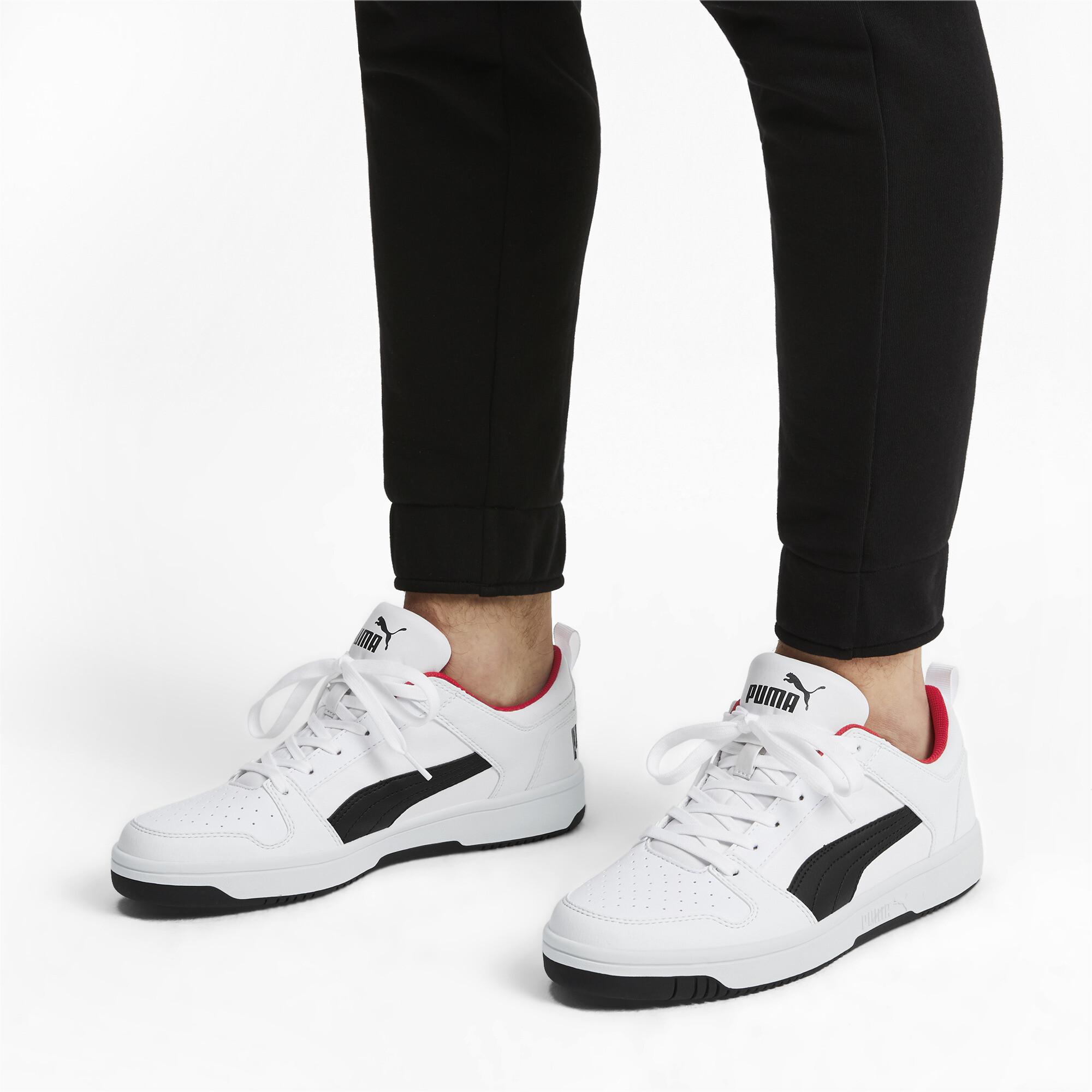 PUMA-PUMA-Rebound-LayUp-Lo-Men-039-s-Sneakers-Men-Shoe-Basics miniatura 14