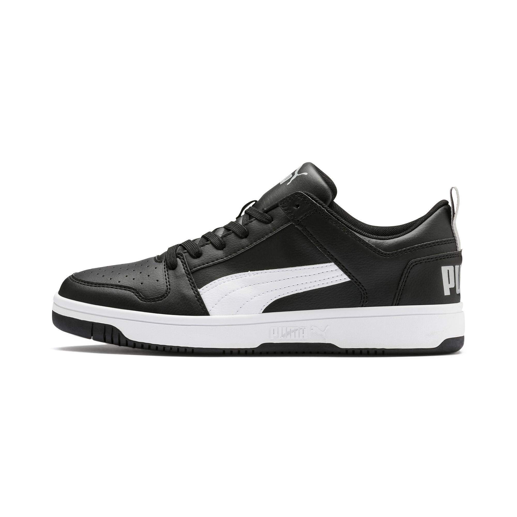 PUMA-PUMA-Rebound-LayUp-Lo-Men-039-s-Sneakers-Men-Shoe-Basics miniatura 9