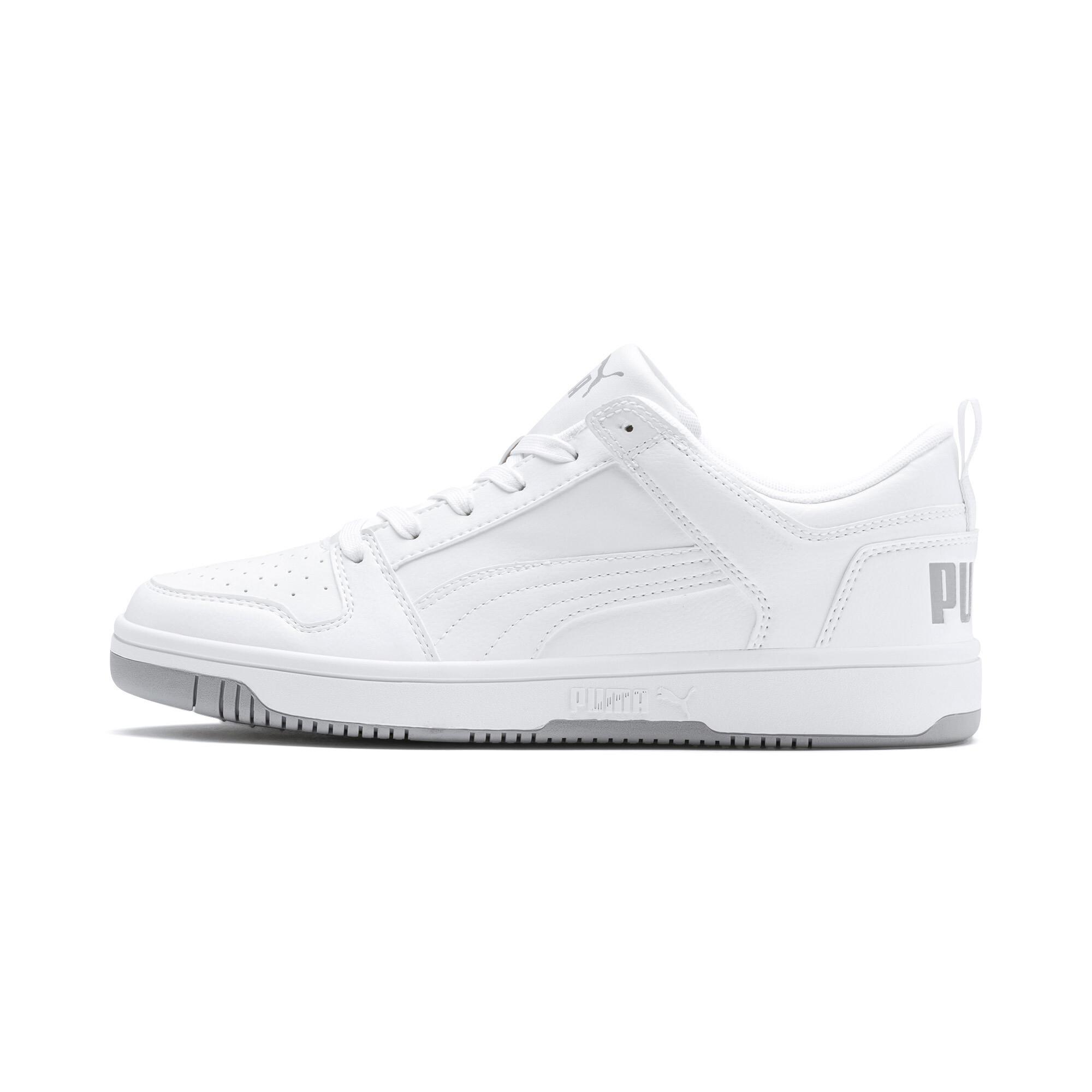 PUMA-PUMA-Rebound-LayUp-Lo-Men-039-s-Sneakers-Men-Shoe-Basics miniatura 4