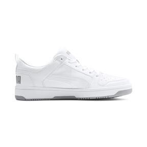 Miniatura 6 de Zapatos deportivos PUMA Rebound LayUp Lo, Puma White-High Rise, mediano
