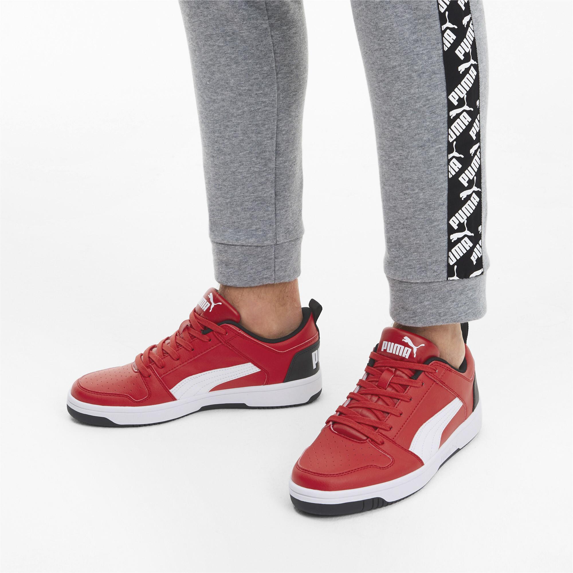 PUMA-PUMA-Rebound-LayUp-Lo-Men-039-s-Sneakers-Men-Shoe-Basics miniatura 19