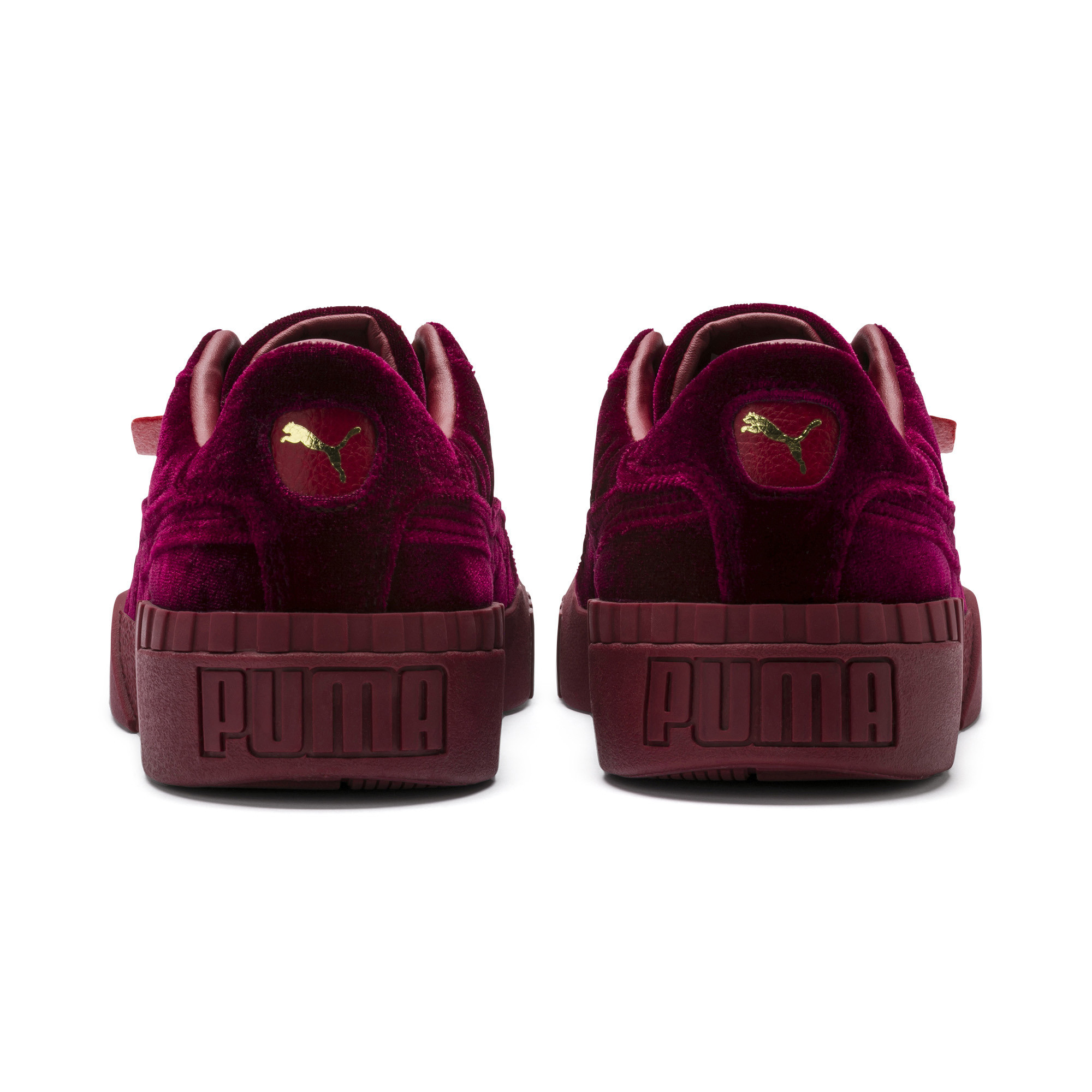 PUMA-Cali-Velvet-Women-039-s-Sneakers-Women-Shoe-Evolution thumbnail 9