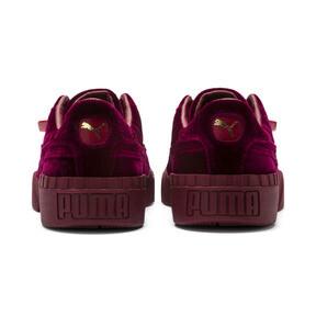 Thumbnail 4 of Cali Velvet Women's Sneakers, 01, medium