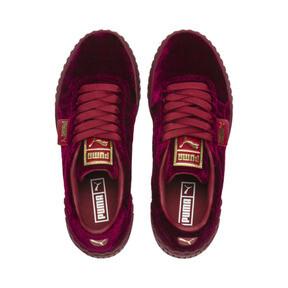 Thumbnail 6 of Cali Velvet Women's Sneakers, 01, medium