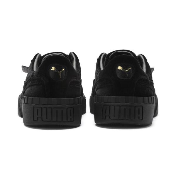 CALI ベルベット ウィメンズ, Puma Black-Puma Black, large-JPN