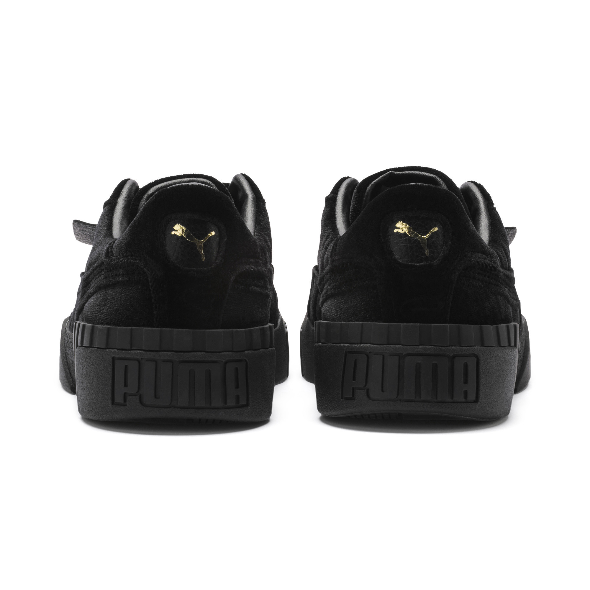 PUMA-Cali-Velvet-Women-039-s-Sneakers-Women-Shoe-Evolution thumbnail 3
