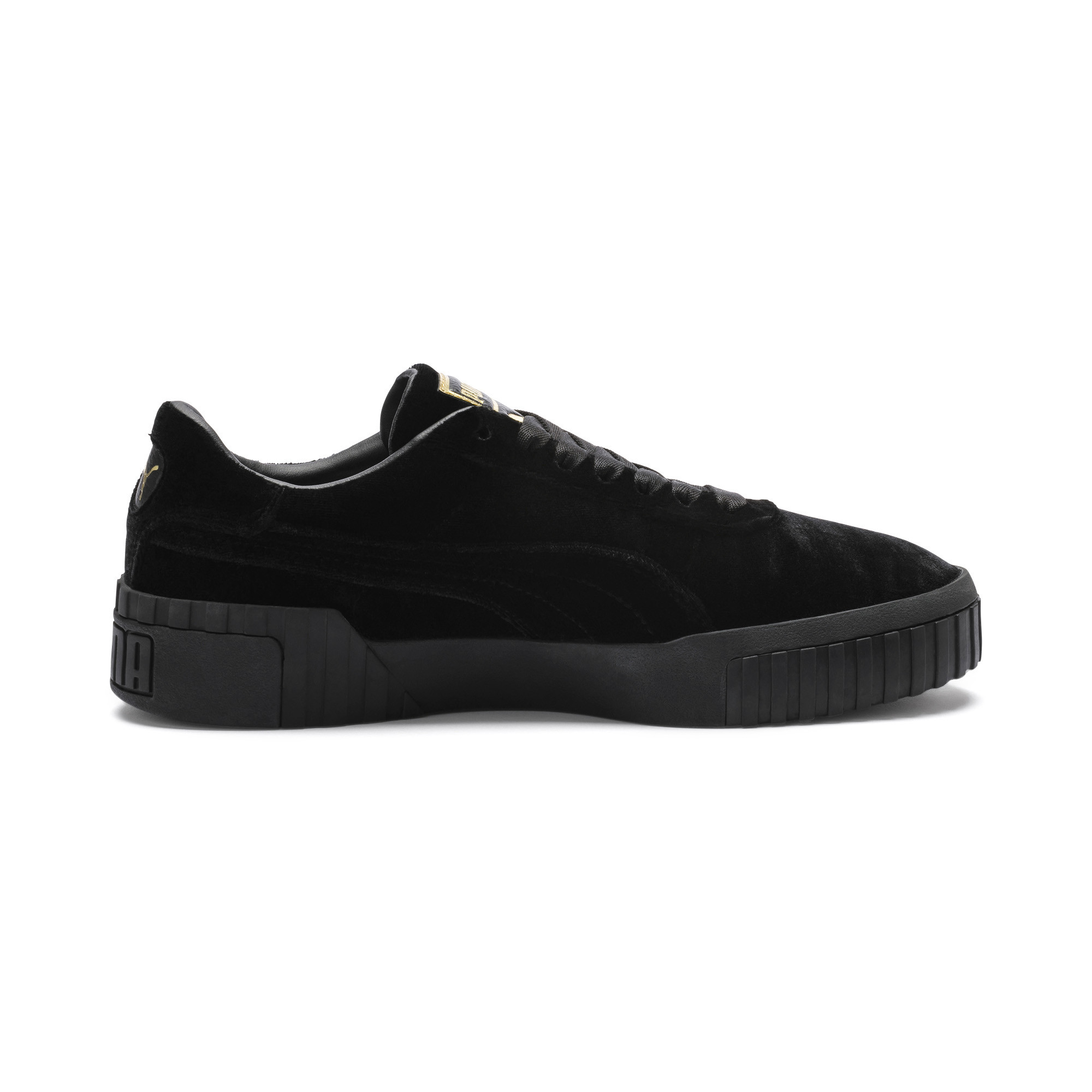 PUMA-Cali-Velvet-Women-039-s-Sneakers-Women-Shoe-Evolution thumbnail 6