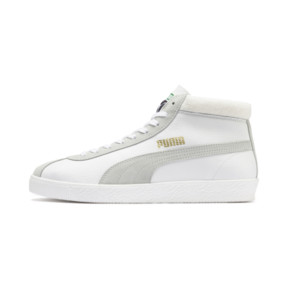 Thumbnail 1 of Basket '68 Mid Trainers, Puma White, medium